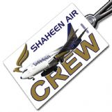Shaheen Air 737 tag